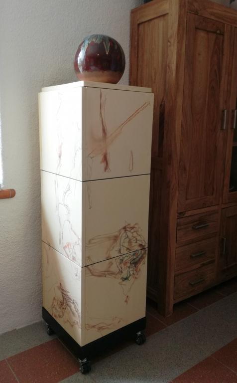 Infrarotheizung Kachelofen Ivancsics Keramiker Hafnermeister
