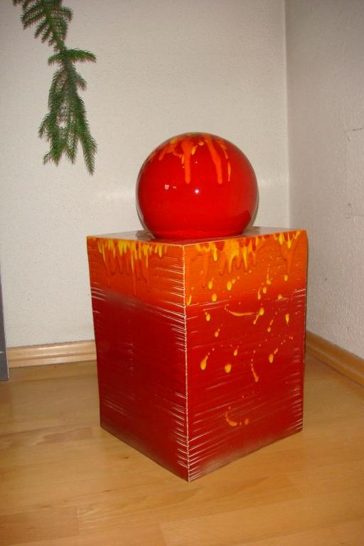 keramik-ivancsics-burgenland-wohnkeramik-orange-rot