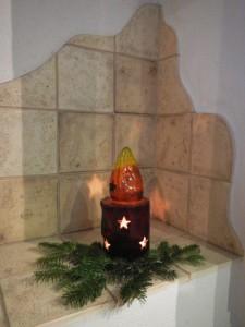 1.Dezember, Kerze